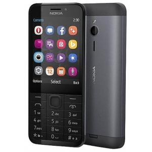 Nokia 230 DS Dark Silver (dualSIM)