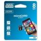 paměťová karta MicroSDHC 8GB Kingston