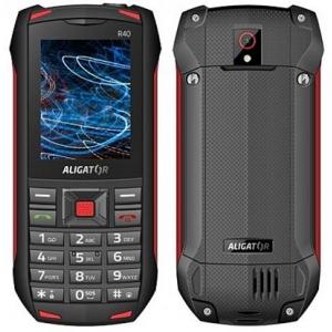 Aligátor R40 eXtremo Dual SIM Black-Red