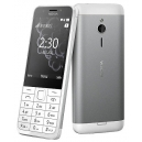 Nokia 230 DS White Silver (dualSIM)