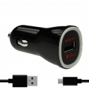 USB Fast Charger 2,4A + TYPE-C kabel